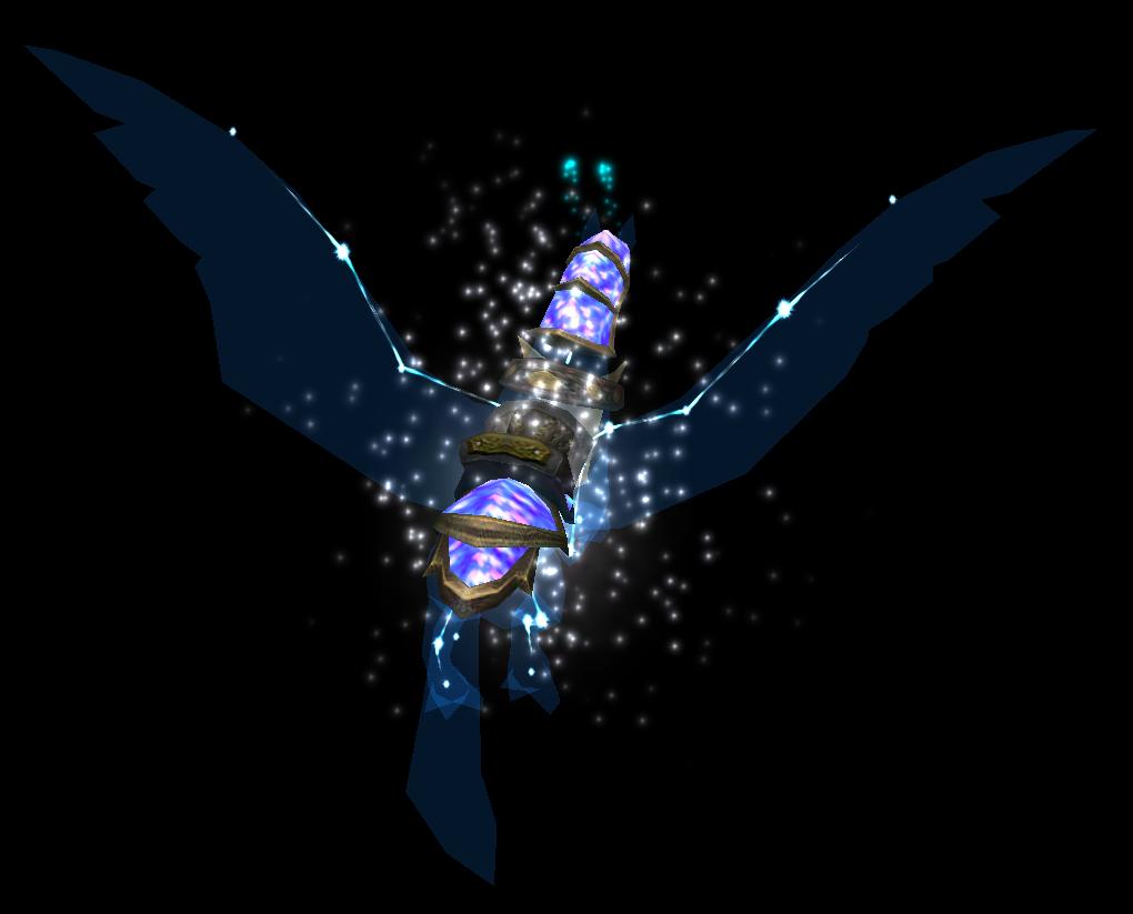 精灵马魔兽模型下载
