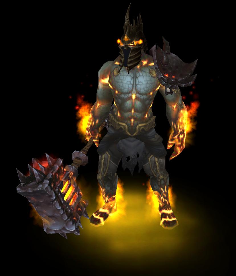 火錘哥魔獸模型下載