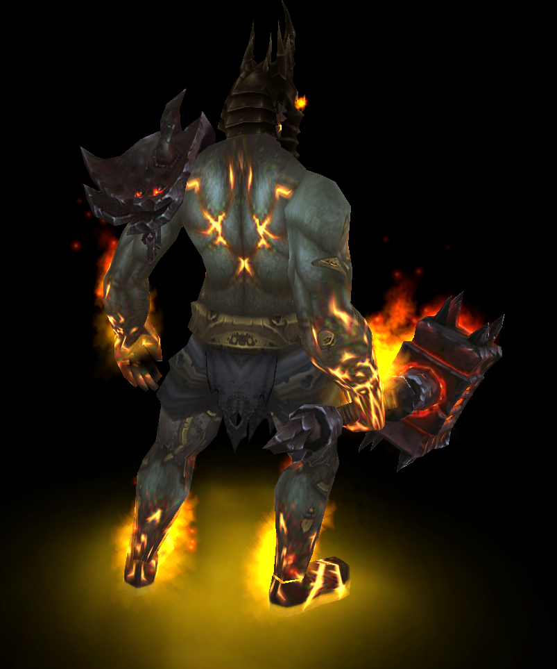 火锤哥魔兽模型下载