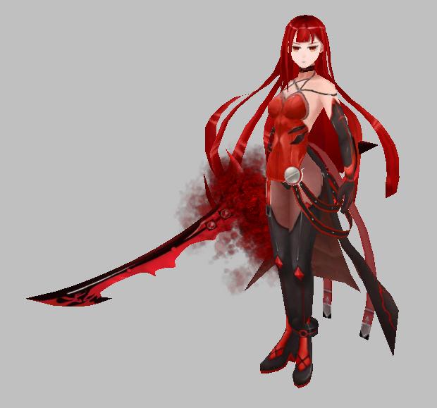血神魔兽模型下载 魔兽争霸模型