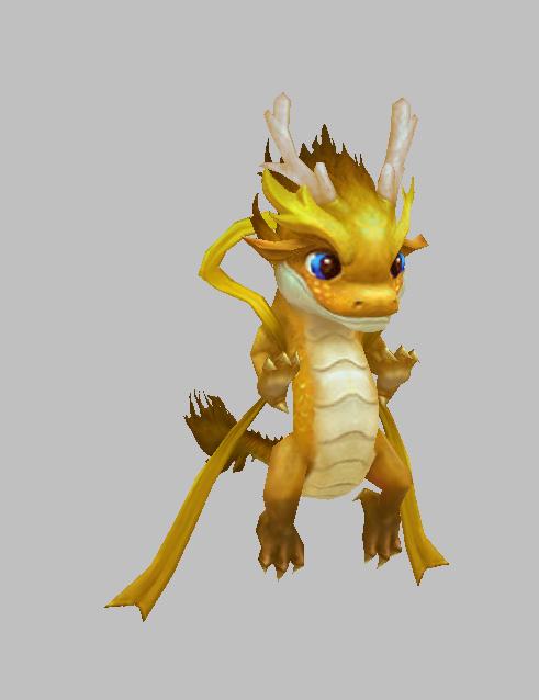 金龙魔兽模型下载 魔兽争霸模型