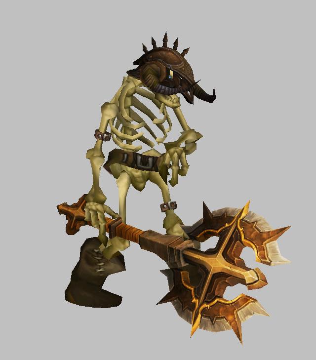 幻灵魔兽模型下载 魔兽争霸模型