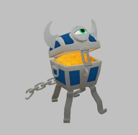 宝箱魔兽模型下载 魔兽争霸模型