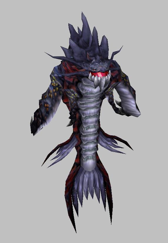 咸鱼魔兽模型下载 魔兽争霸模型