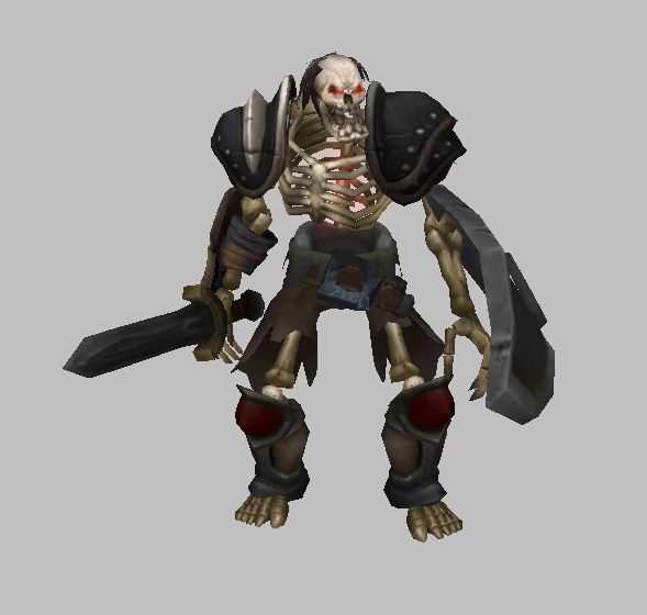 黑袭魔兽模型下载 魔兽争霸模型