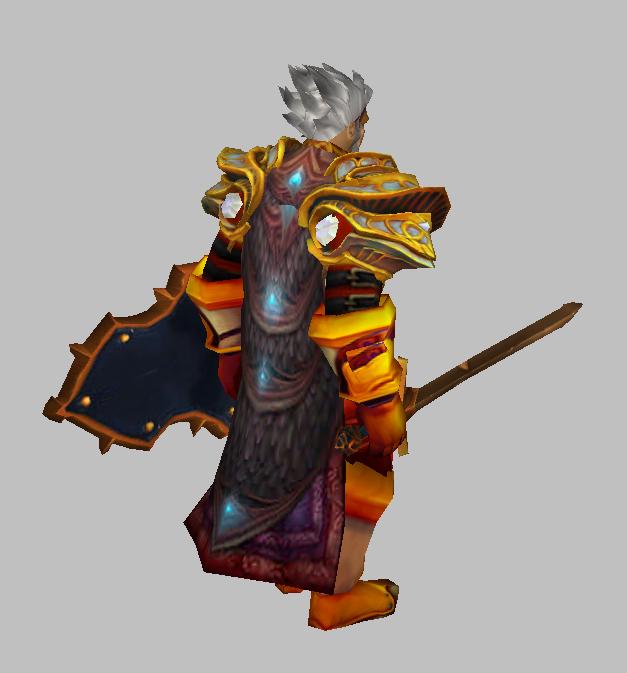 我的盾胜过我的脸魔兽模型下载 魔兽争霸模型