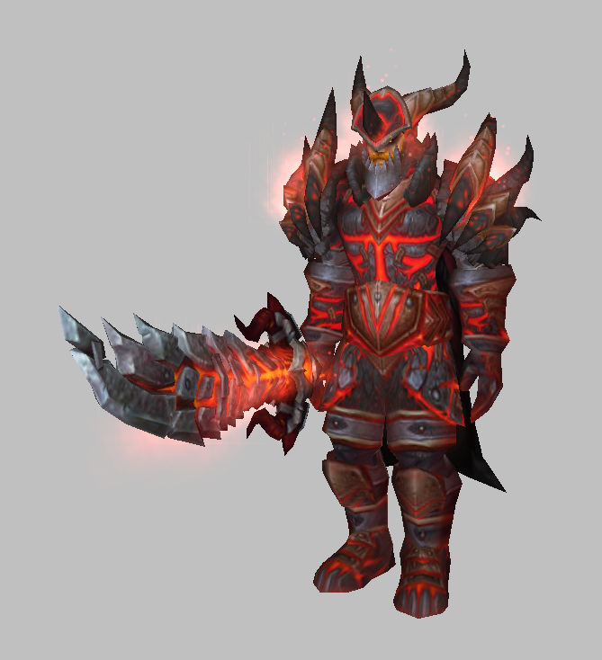狂龙战士魔兽模型下载 魔兽争霸模型