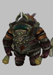 洛阳板斧魔兽模型下载 魔兽争霸模型
