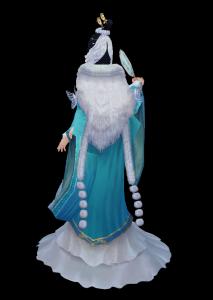 小雪魔兽模型下载