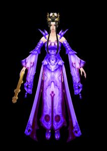 聚灵神池魔兽模型下载