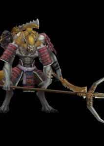 青狮王魔兽模型下载|魔兽争霸模型