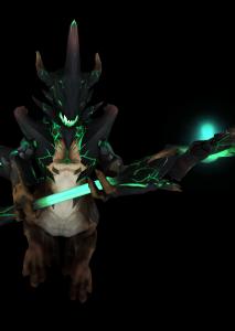加兰道夫魔兽模型下载