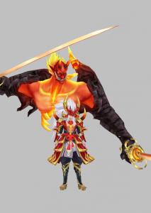巨神魔兽模型下载 魔兽争霸模型