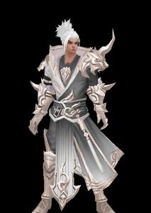 白苦魔兽模型下载