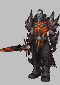 入侵魔兽模型下载 魔兽争霸模型