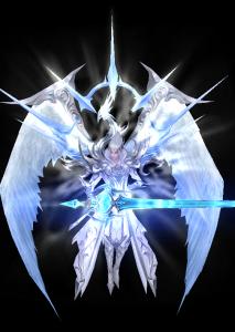 极光天使魔兽模型下载