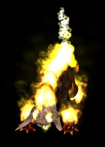 赤宵魔兽模型下载