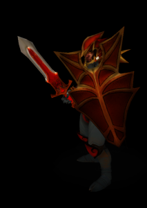 龙剑士魔兽模型下载