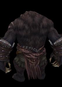 暴力熊二魔兽模型下载