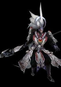 银峰魔兽模型下载