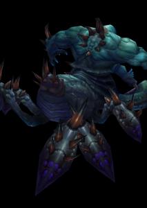 黑框魔兽模型下载