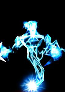 雷灵魔兽模型下载